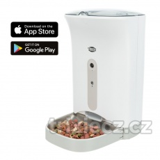 Automatický zásobník na krmivo SMART TX8 4,3l/24x38x19 cm bílý
