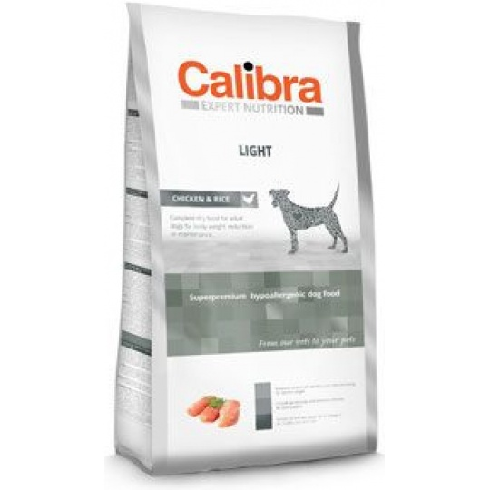 Calibra Dog EN Light Chicken & Rice 12 kg