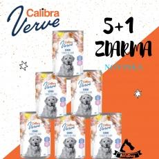 Calibra Dog Verve konz.GF Senior Turkey&Lamb 400g
