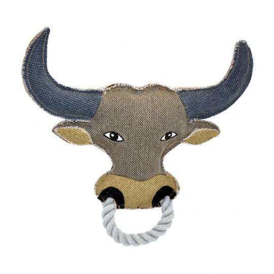 Hračka DUVO+ Býk, plátená 29 cm