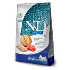 N&D Dog Ocean Adult Mini Salmon & Cod & Melon 2,5 kg