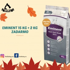 Eminent Adult Large Breed XXL 15 kg + 2 kg ZADARMO