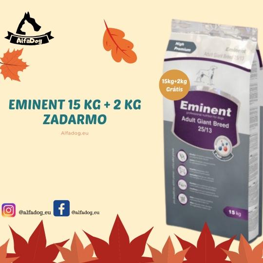 Eminent Adult Large Breed XXL 15 kg + 2 kg ZADARMO