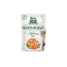 Brit Care Cat Pouch Wholesome Tuna in Jelly 85g