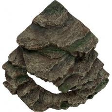 Rohová skála s jeskyní - pouštní prales  24 × 19 × 25 cm