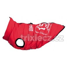 Obleček s postrojem Saint-Malo S 40 cm červený