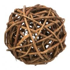 Proutěný míček pro morčata,  ø 10 cm