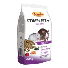 Avicentra COMPLETE+ potkan, myš 700g