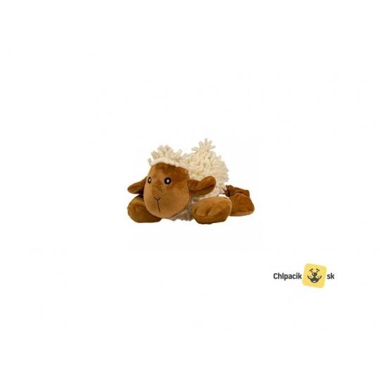 Hračka DUVO+ Plyšová ovca, pískajúca 21 cm