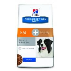 Hill's Prescription Diet Canine k/d mobility 12 kg
