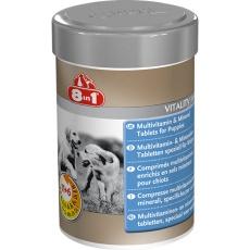 8in1 Vitality Multivitamínové tablety pro štěňata 100 tbl