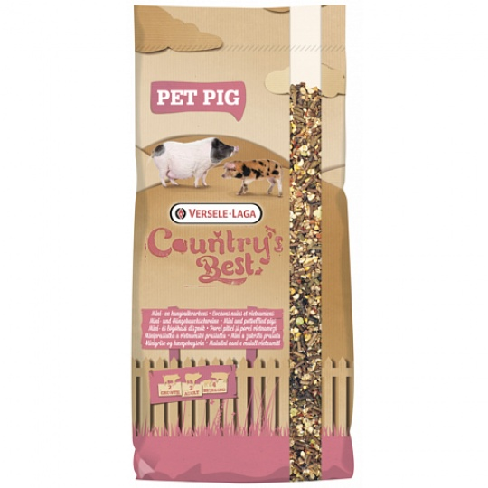 VL Country´s Best Pet Pig pre prasiatka 17 kg