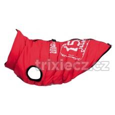 Obleček s postrojem Saint-Malo M 45 cm červený
