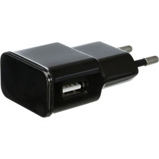 USB adaptér, 3,7 x 7cm, černá (RP 0,90 Kč)