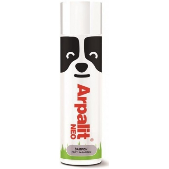 Šampón Arpalit Neo proti parazitom s bambusovým extraktom 250 ml