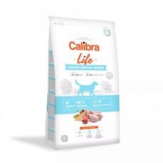 Calibra Dog Life Junior Medium Breed Chicken 2,5 kg