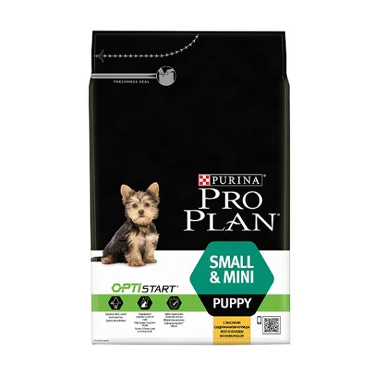 ProPlan Small & Mini Optistart Puppy 3 kg