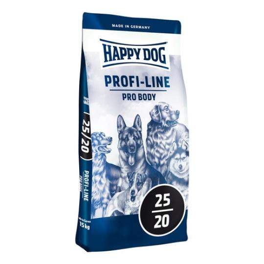 Happy Dog Profi Line Pro Body 25/20  15 kg + DOPRAVA ZDARMA