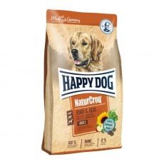 Happy Dog NaturCroq RIND & REIS / Beef & Rice  4 kg