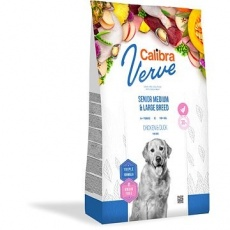 Calibra Dog Verve GF Senior Medium & Large Chicken & Duck 2 kg