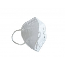 Respirátor FFP2 bez ventilu 5 vrstvový 10ks