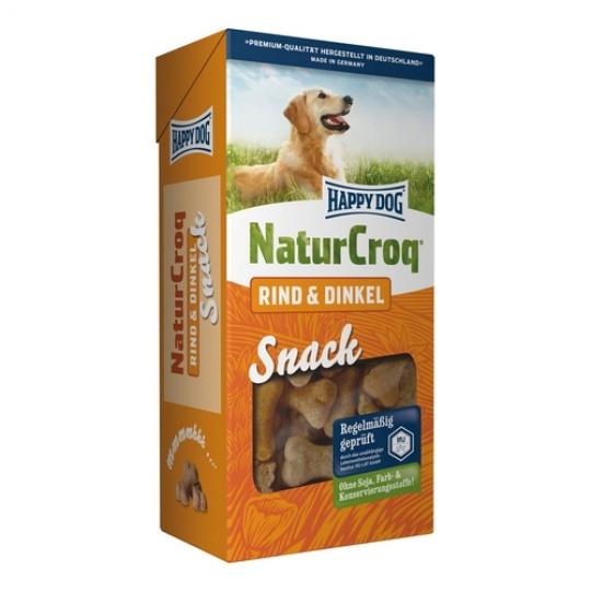 Happy Dog NaturCroq Snack Rind & Dinkel 350 g Hovädzie & Špalda