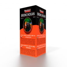 Benefeed Bronchoxan H holuby 500 ml bylinný sirup