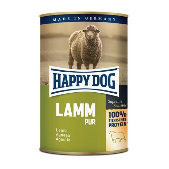 Happy Dog Konzerva Lamm Pur Jahňacie mäso 200 g