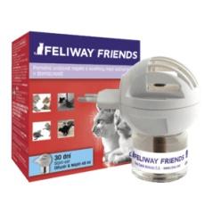 Feliway Friends difúzer a náplň pre mačky 48 ml