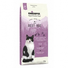 CHICOPEE CNL CAT Senior Best Age Poultry 15 kg - DOPRODEJ