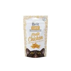 Brit Care Cat Snack Meaty Chicken 50g