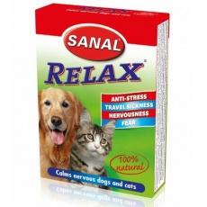 SANAL RELAX - antistresové tablety 15 tbl. - DOPRODEJ