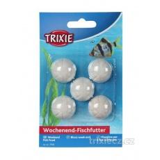 WEEKEND tabletové krmivo pre 10-15 rýb na 3 dni TRIXIE