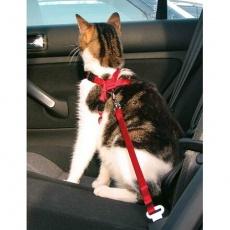 Postroj do auta pro kočku 20-50cm