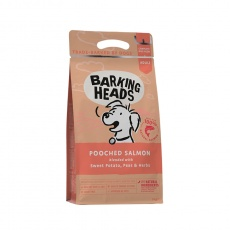 BARKING HEADS Pooched Salmon 18 kg