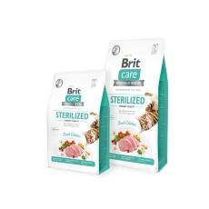 Brit Care Cat Grain-Free STERILIZED URINARY HEALTH 7 kg