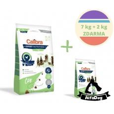 Calibra Dog EN City NEW 7 kg + 2 kg + DOPRAVA ZDARMA