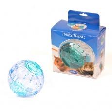 DUVO+ guľa pre škrečka plastová, priemer 18 cm