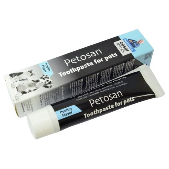 Petosan zubná pasta hydinová 70g/50ml tuba