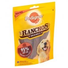 Pedigree Ranchos 70 g Hovädzie mäso