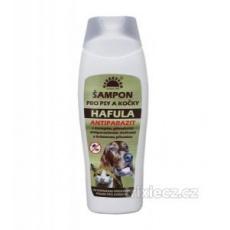 Šampon antiparazitný pre psy a mačky HAFULA 250 ml
