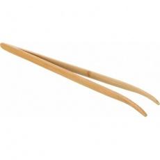 Pinzeta na krmení,  bambus, 28cm