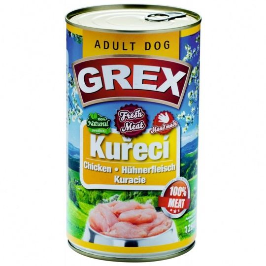 Grand Grex Kuracie 1 280 g