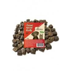 NATURECA  Mäsové kocky hovädzie  , 100%mäso 150g