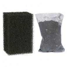 Sada - 2ks filtrační pěna + 1ks aktivní uhlí k M380 -TRIXIE - DOPRODEJ