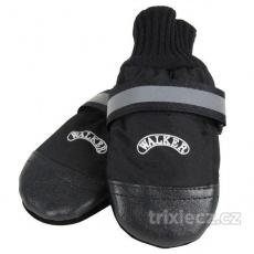 TRIXIE Ochranné nylonové topánky Walker  S, 2 ks (Jack Russel teriér)