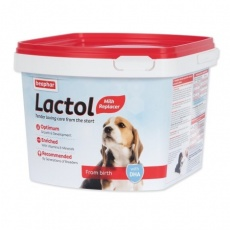 Beaphar Lactol  sušené mlieko pre šteňatá Hmotnosť: 500 g