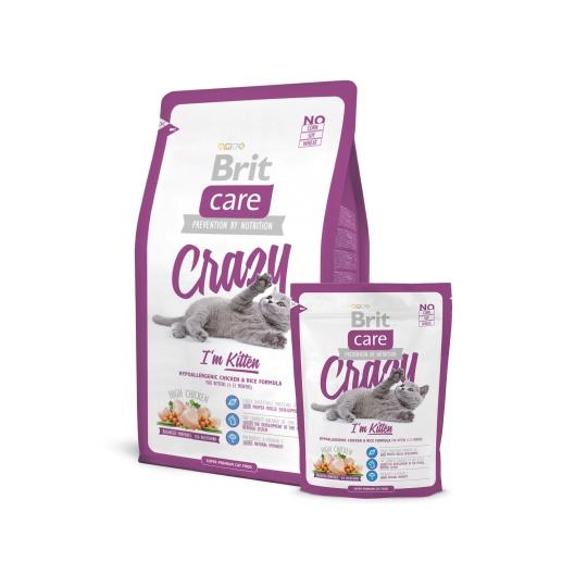 Brit Care Cat Crazy I´m Kitten 400 g
