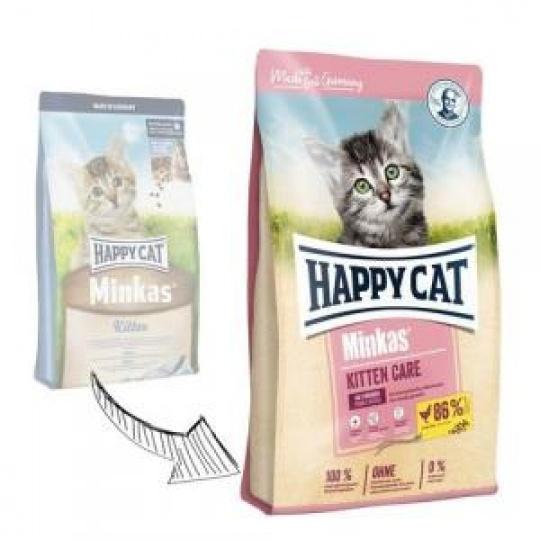 Happy Cat Minkas Kitten Care Geflügel 10 kg