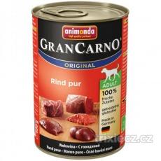 Animonda Gran Carno Adult Hovädzie  400 g